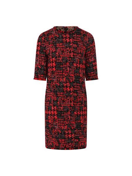 Платье осеннее прямое Dolce & Gabbana