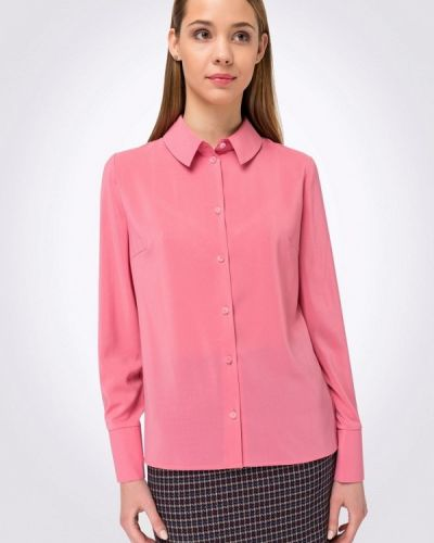 Розовая блузка Cat Orange