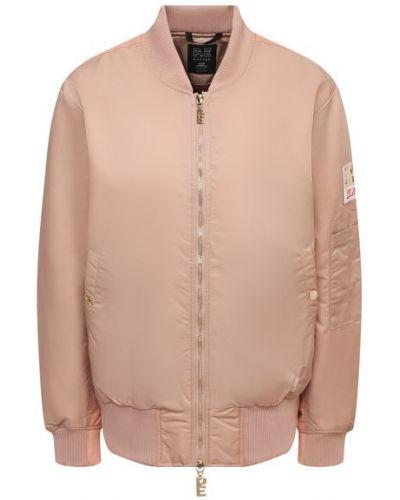 Нейлоновая куртка - розовая P.e Nation