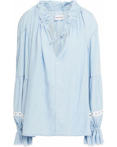 Bluzka - niebieska Marques Almeida