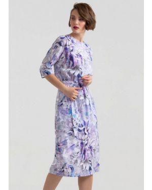 Платье прямое осеннее Lova