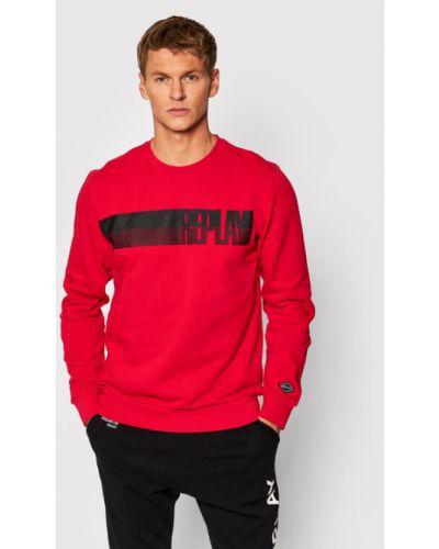 Czerwony dres Replay