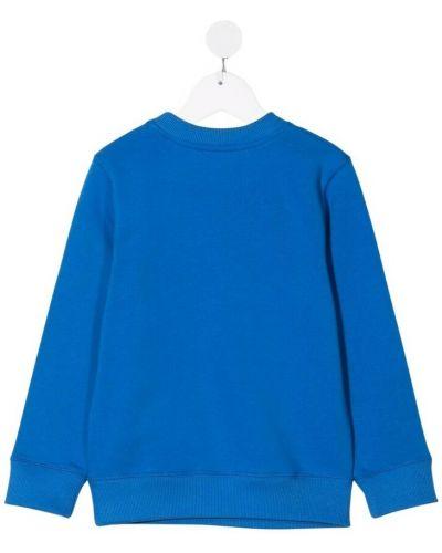 Sweter - niebieski Givenchy