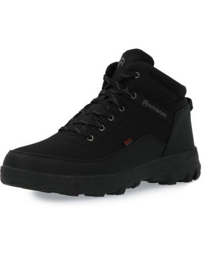 Ботинки трекинговые - черные Outventure
