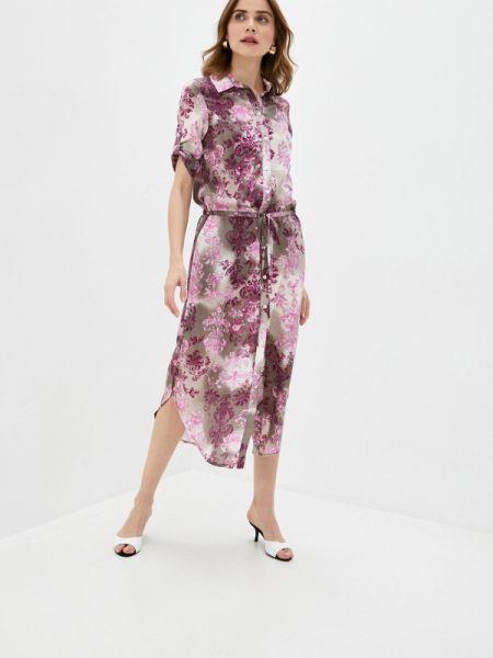 Платье платье-рубашка весеннее Buono