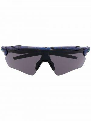 Солнцезащитные очки - черные Oakley