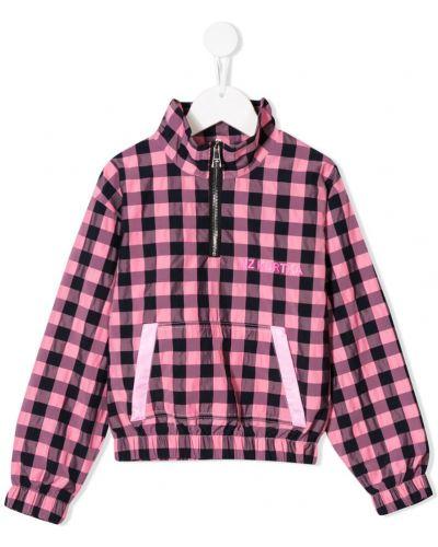 Розовая куртка Natasha Zinko Kids
