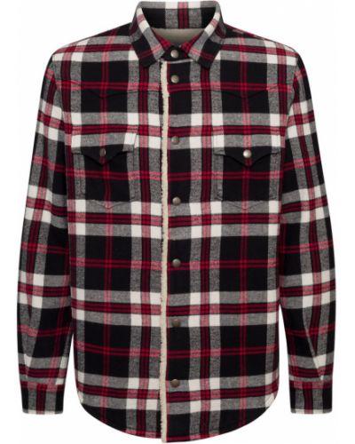 Koszula - czerwona Saint Laurent
