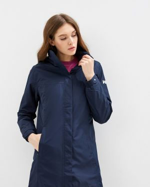 Утепленная куртка осенняя синий Helly Hansen