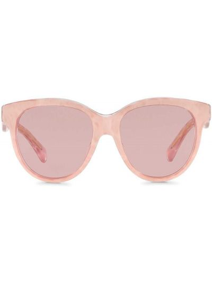 Okulary - różowe Dolce & Gabbana Eyewear