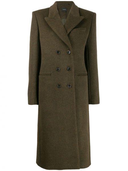Пальто пальто двубортное Isabel Marant