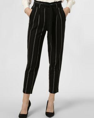 Klasyczne czarne spodnie klasyczne Mavi