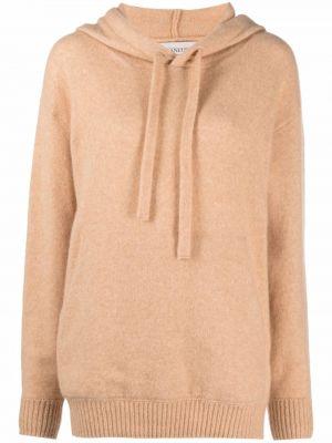 Пуловер классический - коричневый Laneus