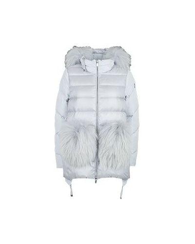 Серая куртка Diego M