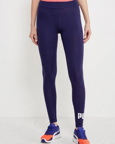Синие брюки Puma