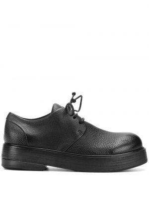 Кожаные туфли классические ажурные Marsèll