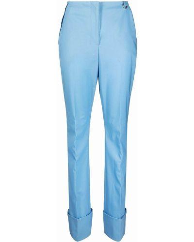 Spodnie z wiskozy - niebieskie Jacquemus