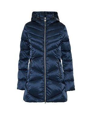 Куртка - синяя Ea7