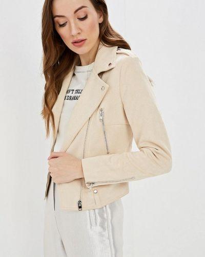 Бежевая куртка Lusio