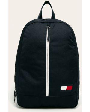 Sport plecak w paski z printem Tommy Sport