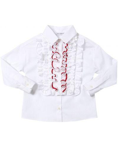 Рубашка на пуговицах Dolce & Gabbana