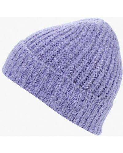 Фиолетовая шапка осенняя Marks & Spencer