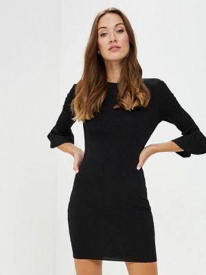 Прямое платье - черное You&you