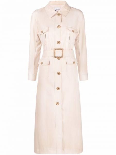 Sukienka długa z wiskozy Edward Achour Paris