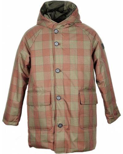 Zielony płaszcz Oof Wear