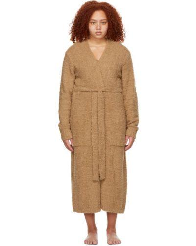 С рукавами нейлоновый халат с поясом Skims