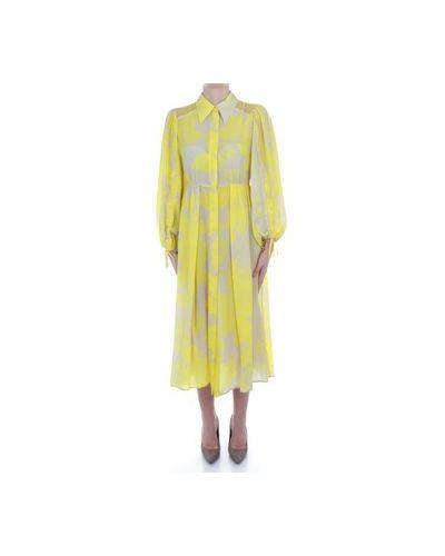 Żółta sukienka Beatrice B