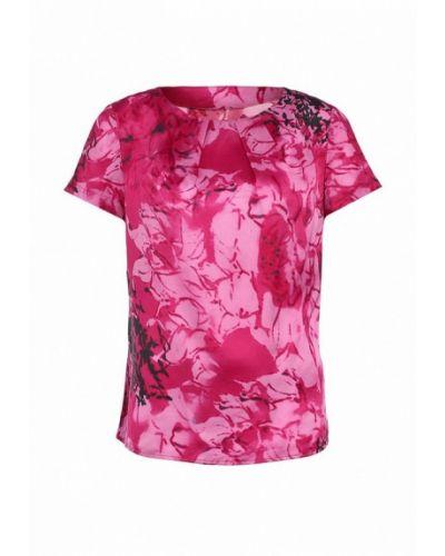 Блузка с коротким рукавом розовая весенний Ril's