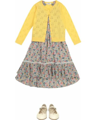 Bawełna bawełna sukienka Bonpoint