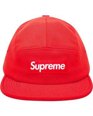 Czapka z logo Supreme