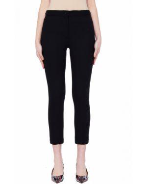 Укороченные брюки стрейч с карманами Ann Demeulemeester
