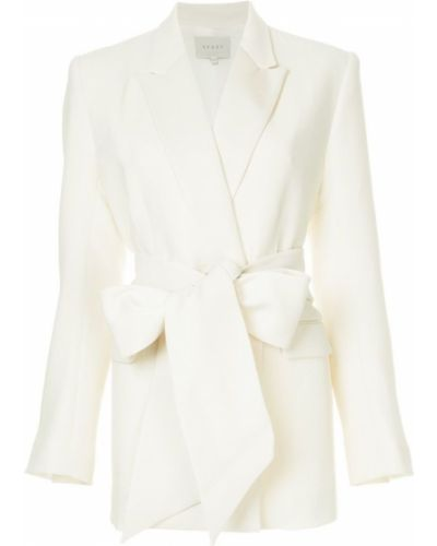 Куртка с карманами белая Sykes