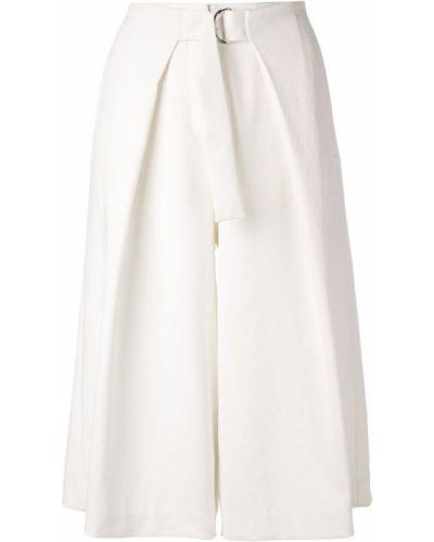 Белые шорты Tibi
