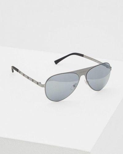 Солнцезащитные очки авиаторы Versace