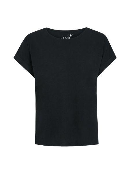 T-shirt - czarna Juvia