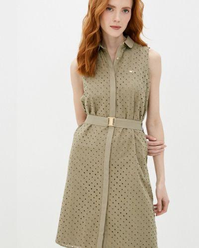 Платье - зеленое U.s. Polo Assn.