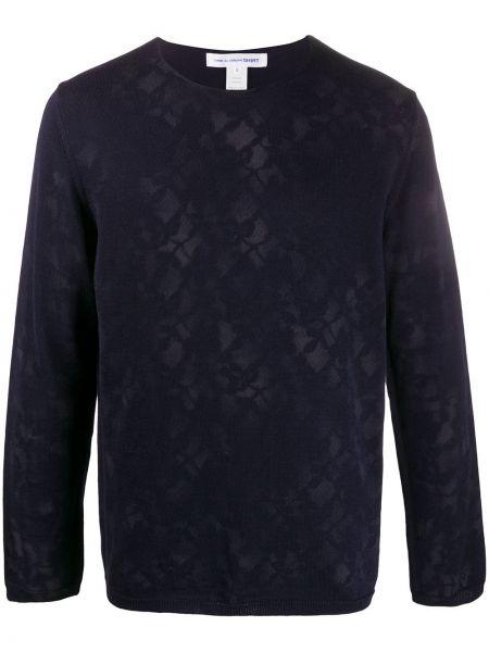 Koszula z długim rękawem prosto długa Comme Des Garcons Shirt