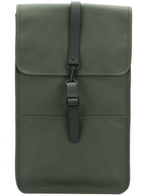 Рюкзак из полиэстера - зеленый Rains