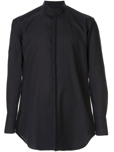 Рубашка с воротником на пуговицах Strateas Carlucci