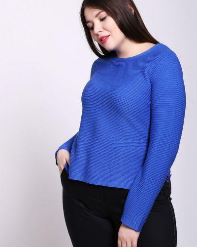 Пуловер синий Rabe Collection