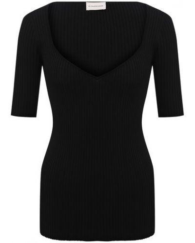 Трикотажный пуловер By Malene Birger