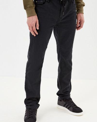 Прямые джинсы черные Sublevel