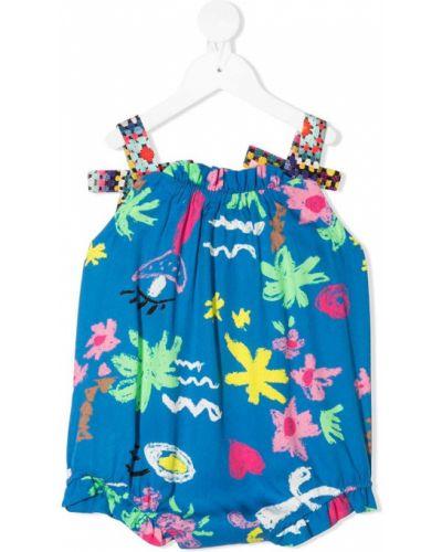 T-shirt z nadrukiem z printem - niebieski Raspberry Plum