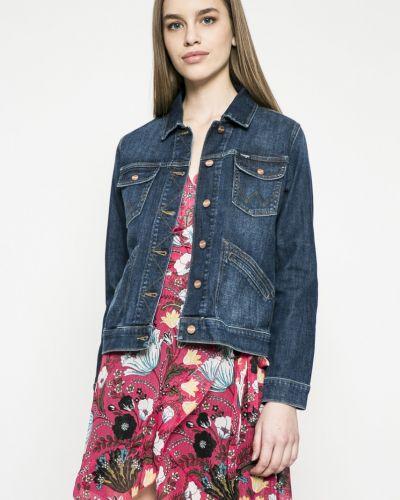 Пиджак джинсовый прямой Wrangler