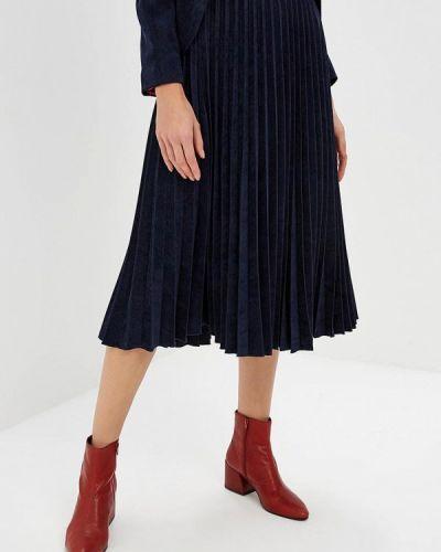 Плиссированная юбка осенняя Rinascimento