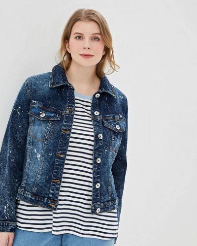 Синяя джинсовая куртка Studio Untold